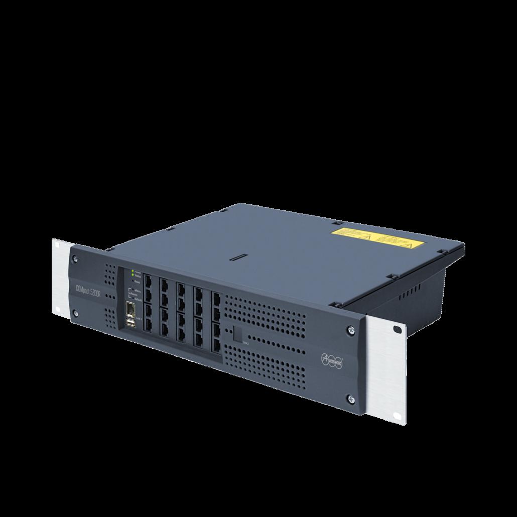 fenicom telefonanlage auerswald compact 5200R helmstedt