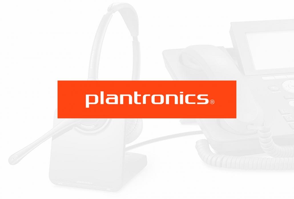 headsets plantronics