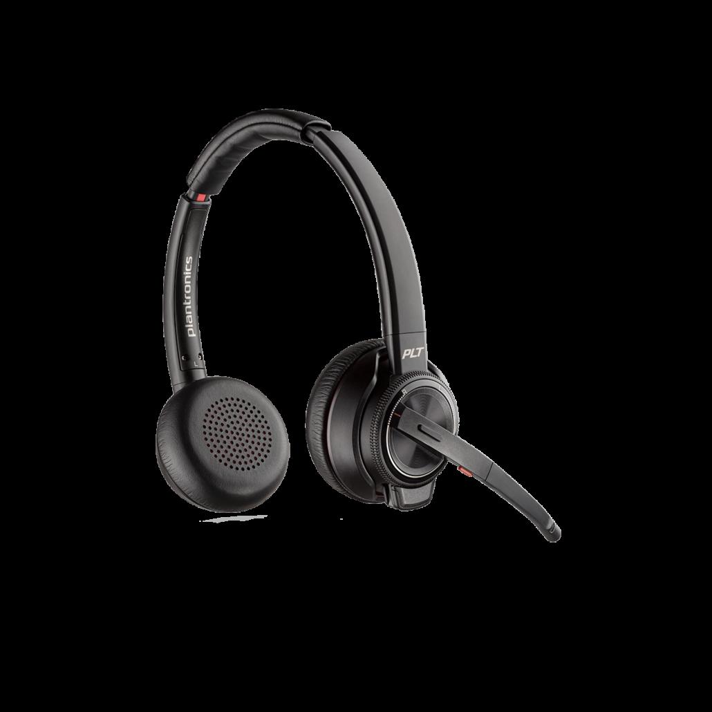 headset plantronics savi8200
