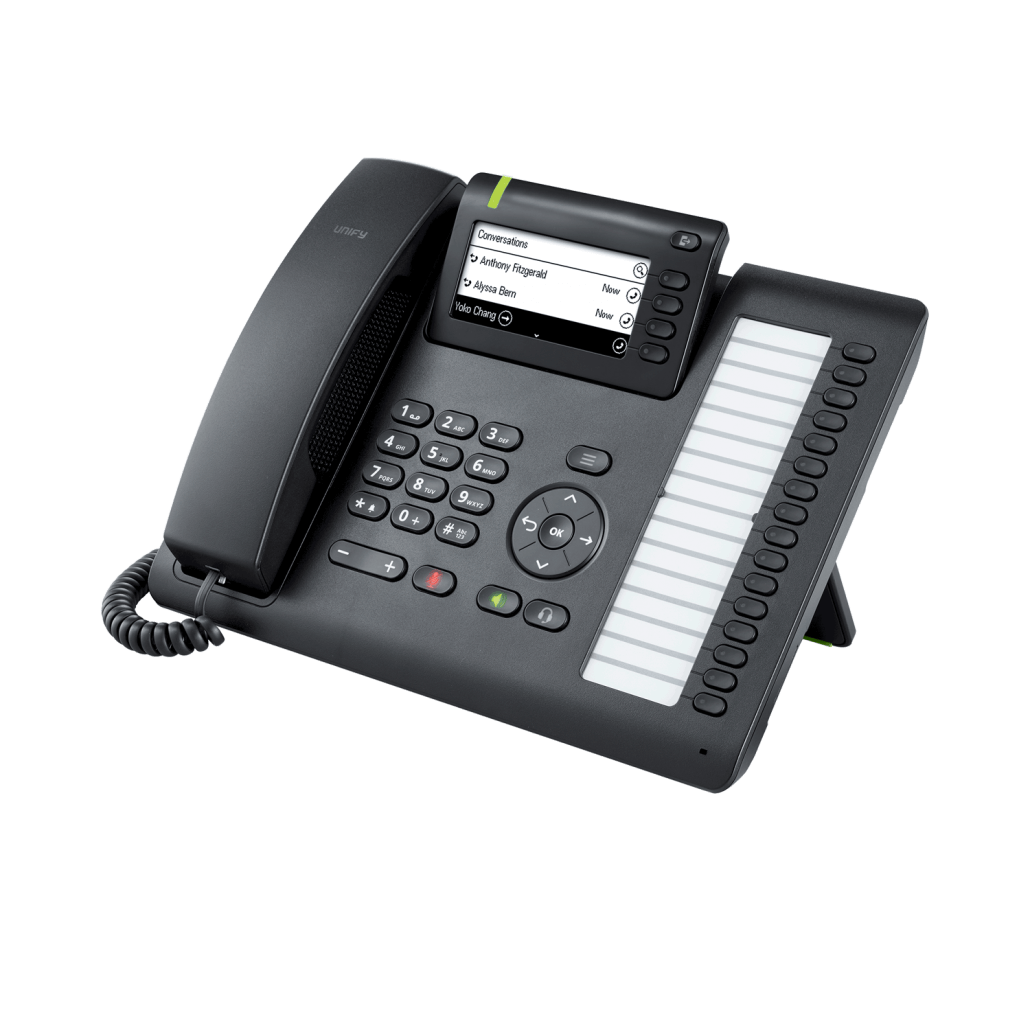unify telefonanlagen openscape deskphone cp400 hannover
