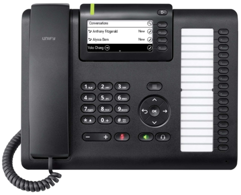 unify telefonanlage openscape cp400