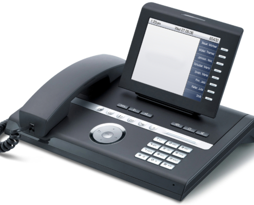 unify telefonanlage openstage 60