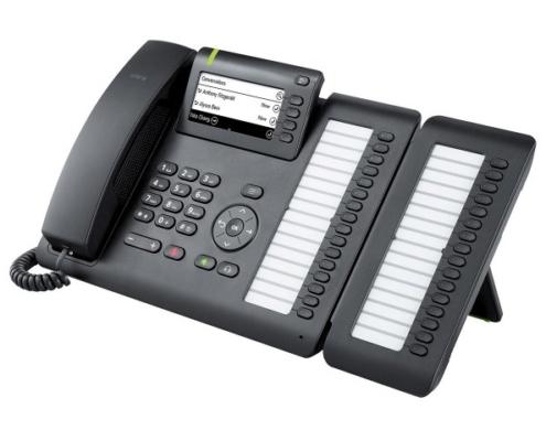 unify telefonanlage tastenmodul cp400
