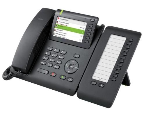 unify telefonanlagen tastenmodul cp600