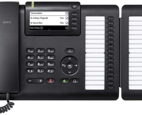 unify openscape cp400 telefon